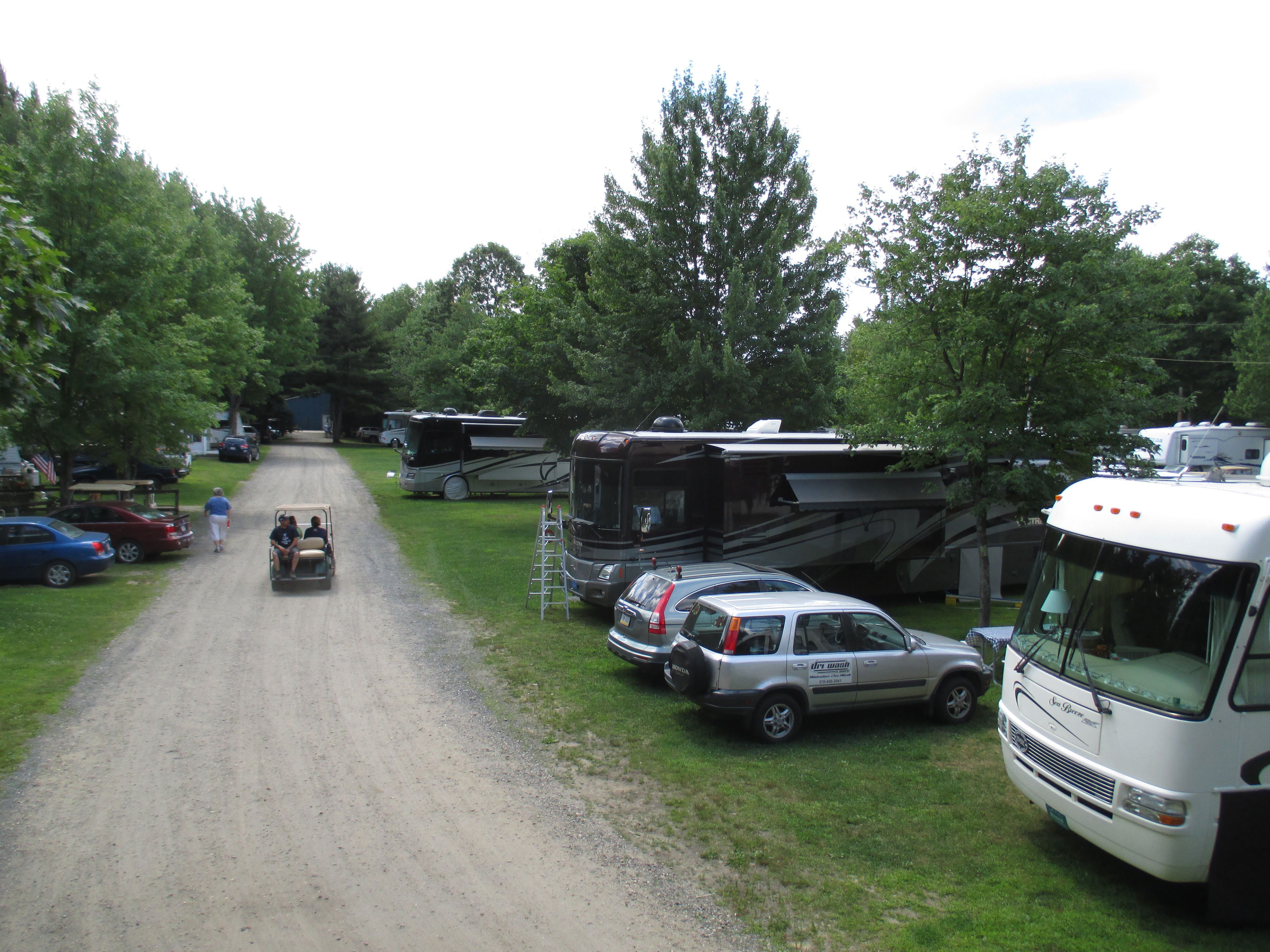 full hookup camping vermont A complete list of vernon campgrounds and rv parks tenting sites and pull throughs 15 and 30 amp service aswell as full or partial hook-ups available.