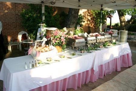 Food Ideas Wedding