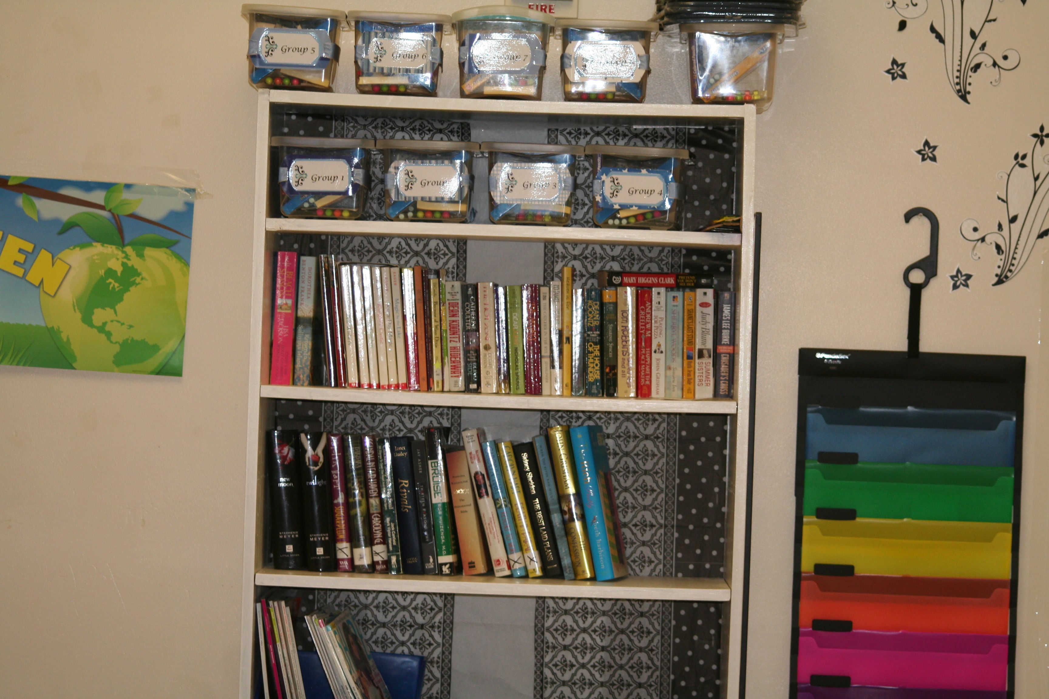 Popular Alfa Img  Showing Gt Classroom Book Shelf