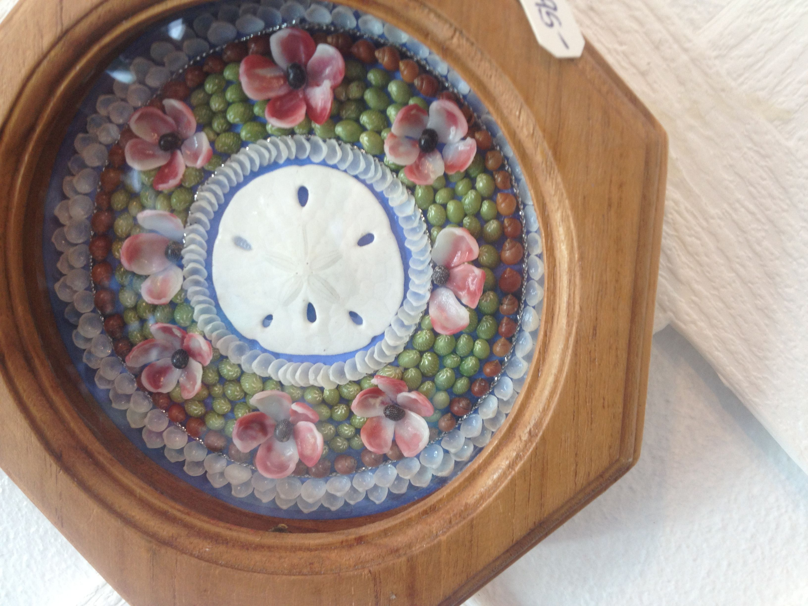 Seashell craft seashell crafts pinterest for Sea shell crafts