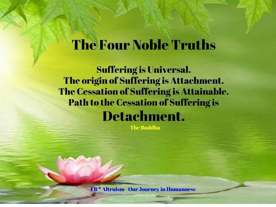 buddhism and suffering Buddhism compared to christianity and jesus' gospel what are buddhist teachings of suffering, polytheism, idolatry, reincarnation, karma, and nirvana.
