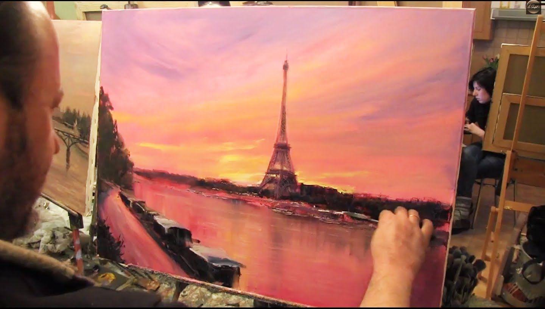 Мастер классы по живописи в питере