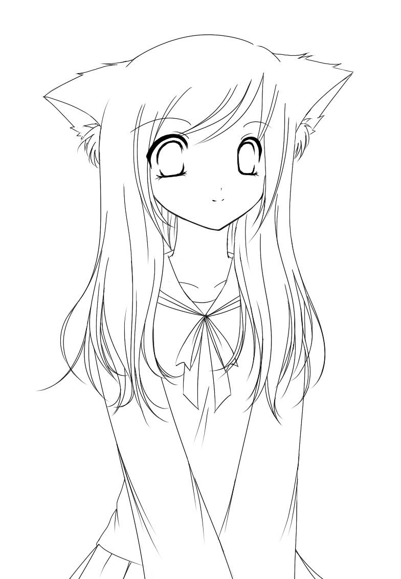 Aphmau Kawaii Chan Coloring Pages Coloring Pages