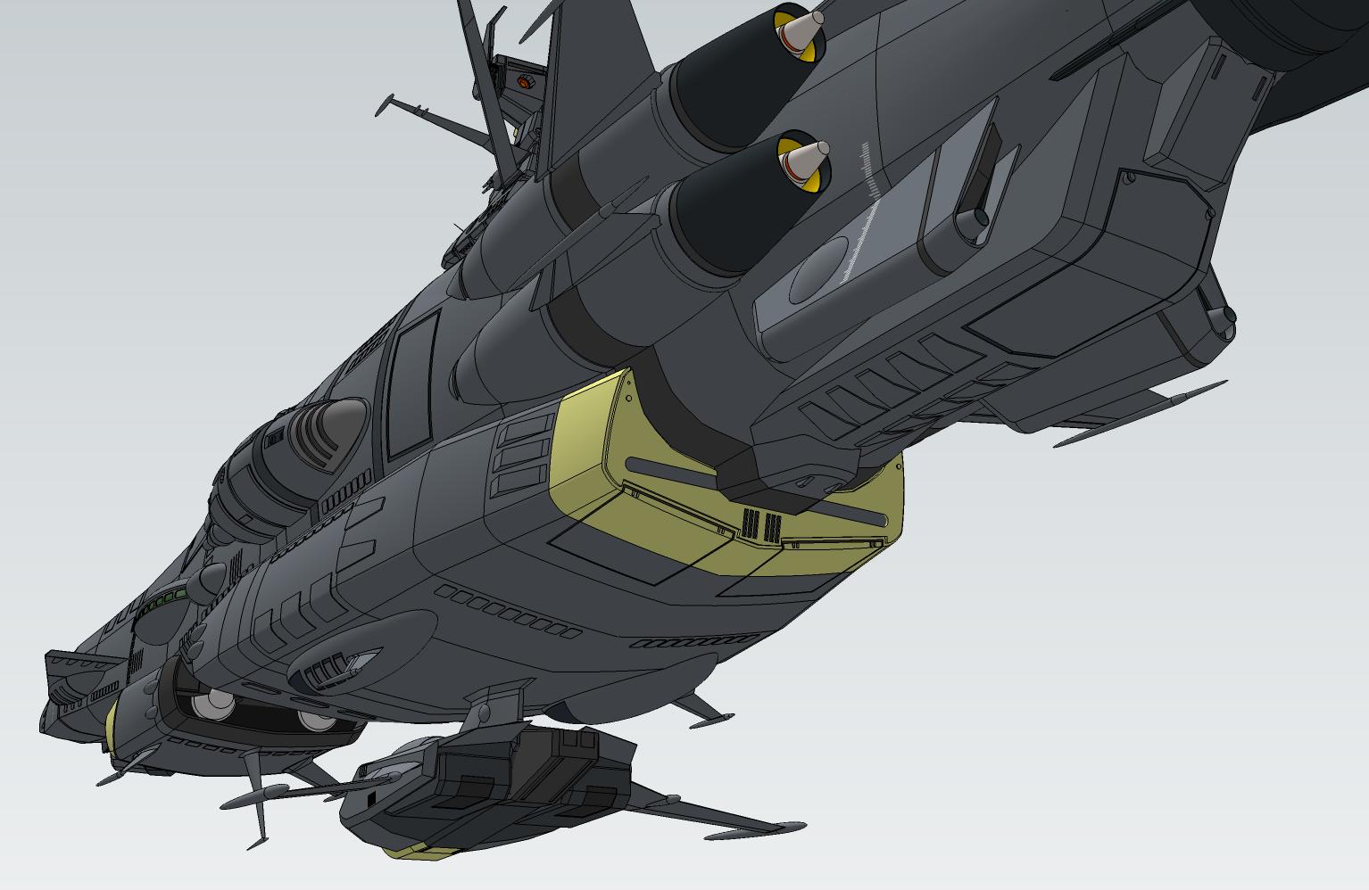 宇宙戦艦ヤマト2202 愛の戦士たちの画像 p1_32