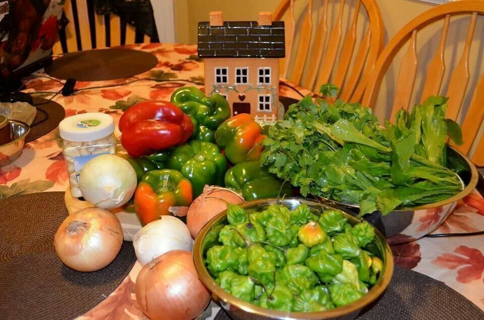How to make sofrito | Puerto Rico | Pinterest