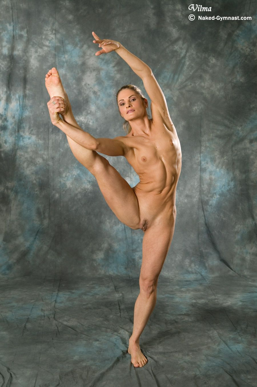 Naked Gymnast Vilma picture 7 | model reference ...