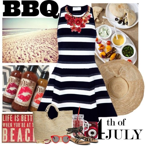 fourth of july bbq outfit