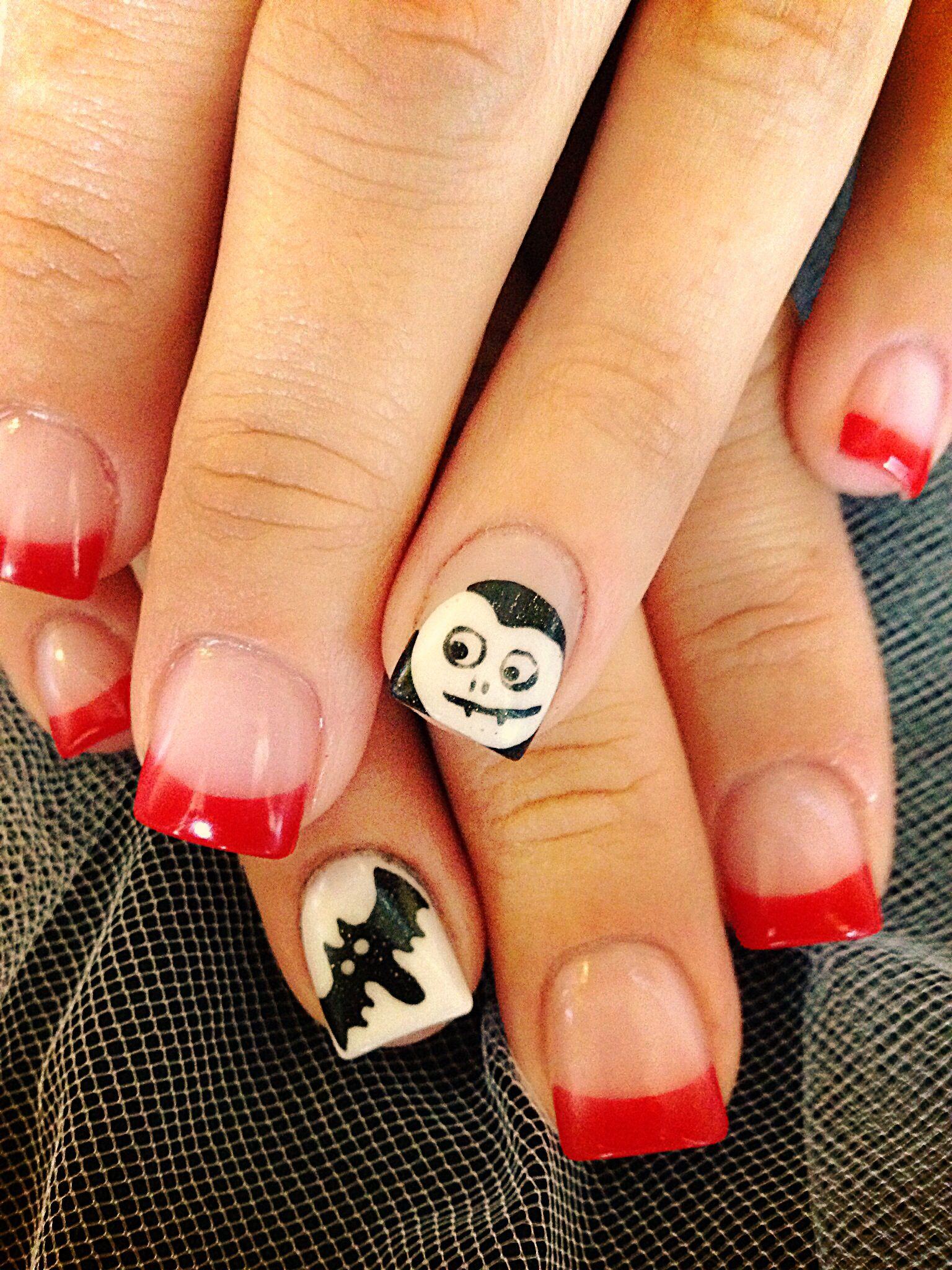 halloween nail designs youtube
