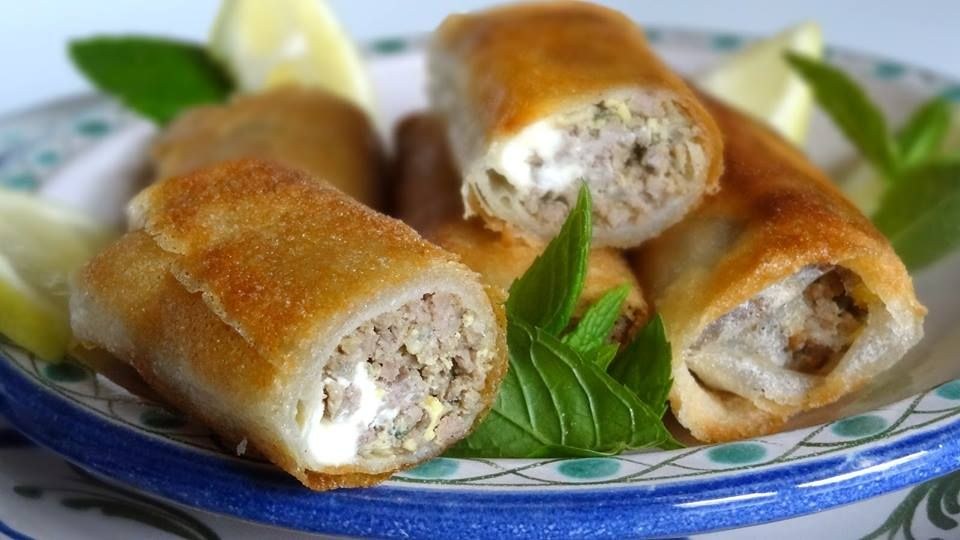 Burak algerian food food pinterest for Algerien cuisine