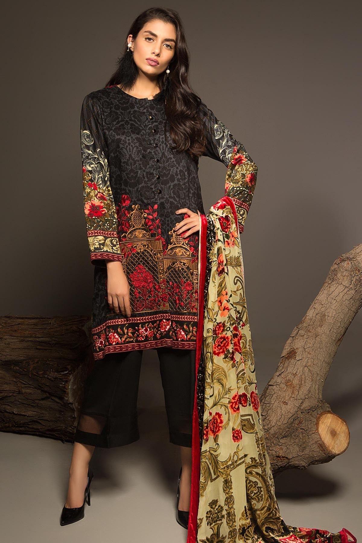 Pakistan fashion design 2018