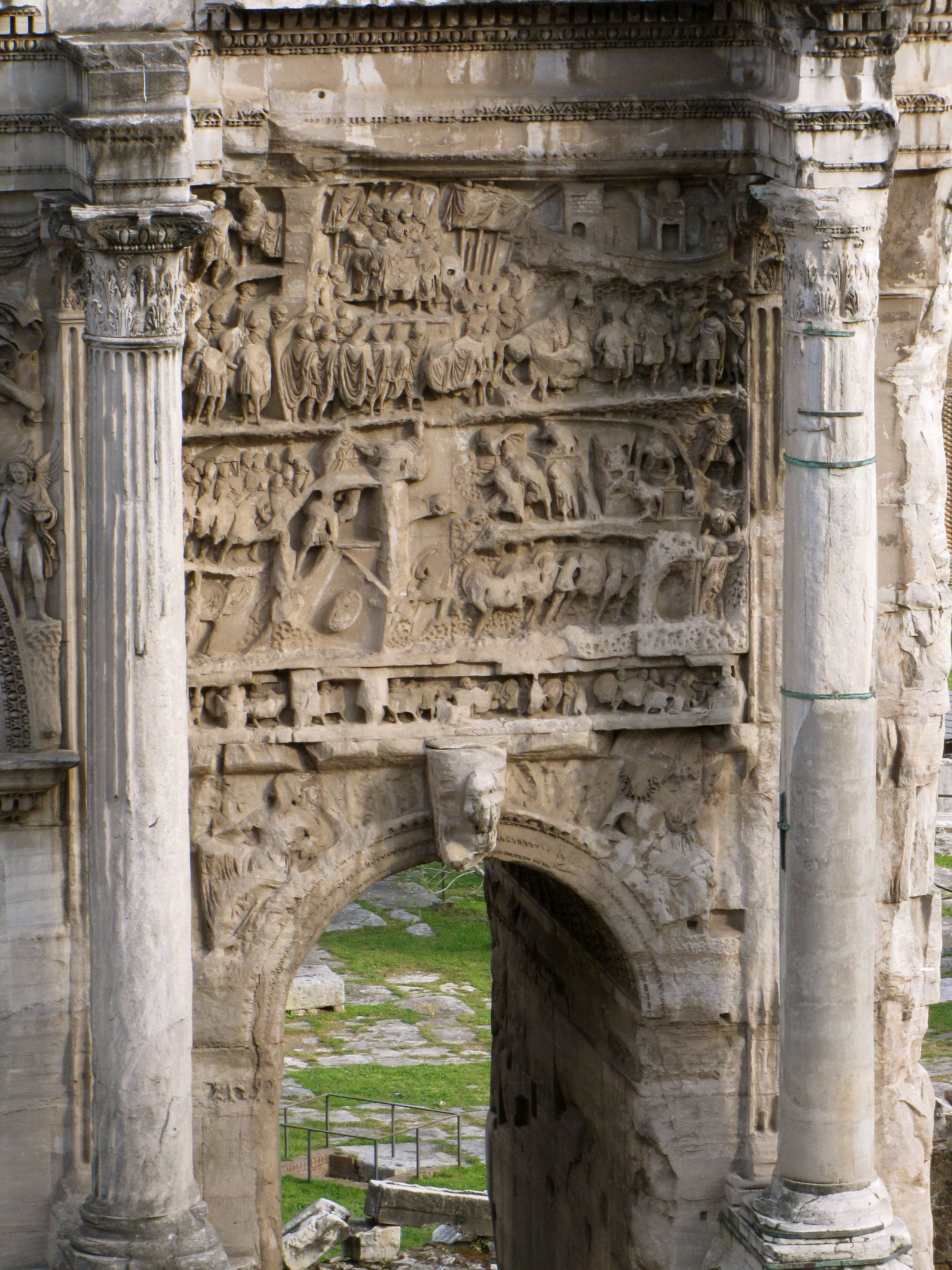 an account of a trip to rome Italy's new budget puts 300m euros toward cultural conservation but with an  archaeological heritage so vast, will the funds be enough to save rome's ancient .