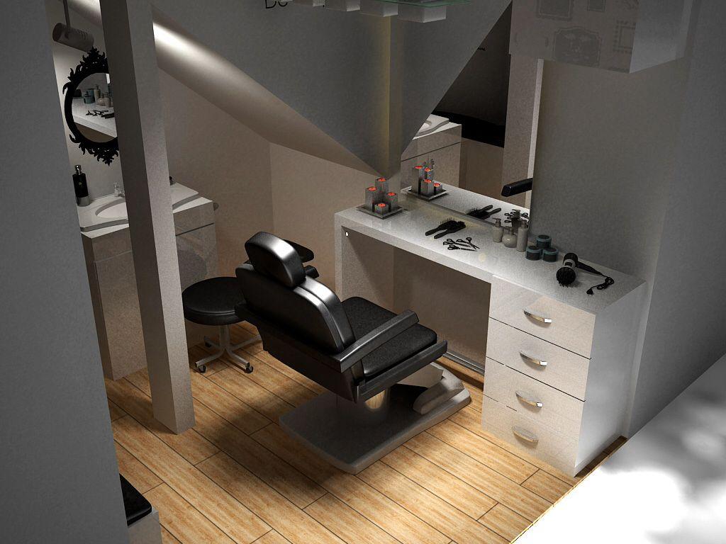 Barber shop interior design truxton pinterest - Barber shop interior ...