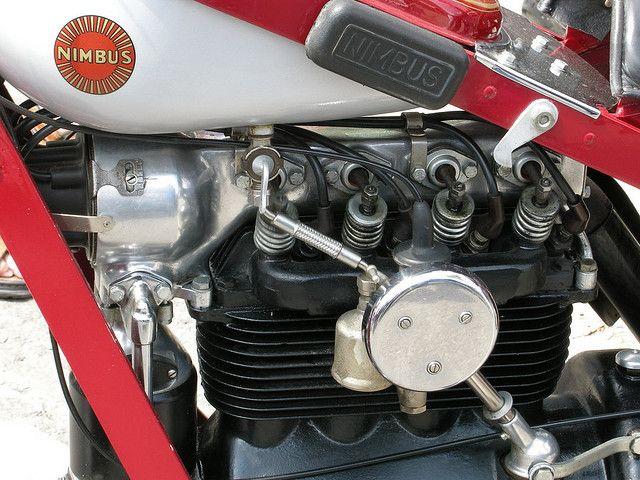 Nimbus Motorcycle Engine | disrespect1st.com on