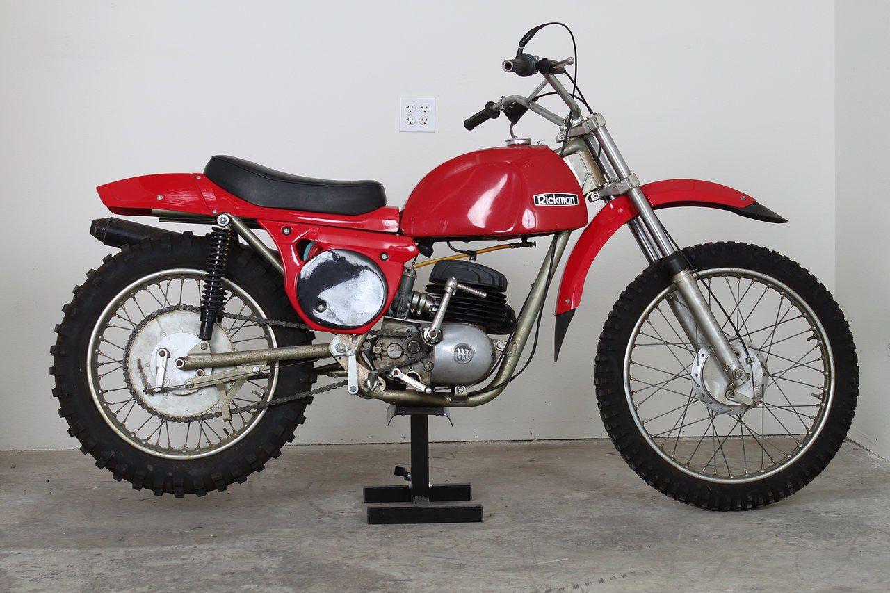 Vintage Dirt Motorcycles 91