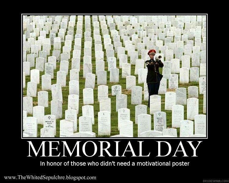modern memorial day vector