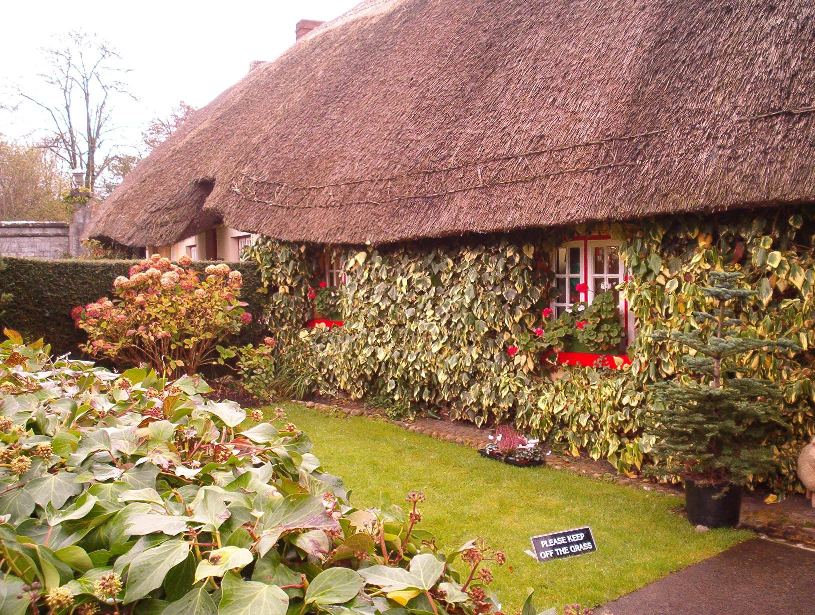 The Perfect Irish Cottage Cottages Pinterest