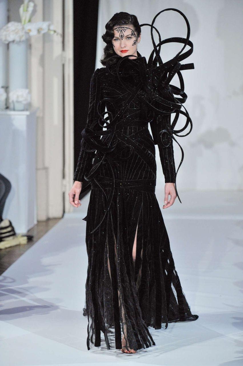 Haute couture high fashion 13