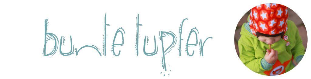 Bunte Tupfer