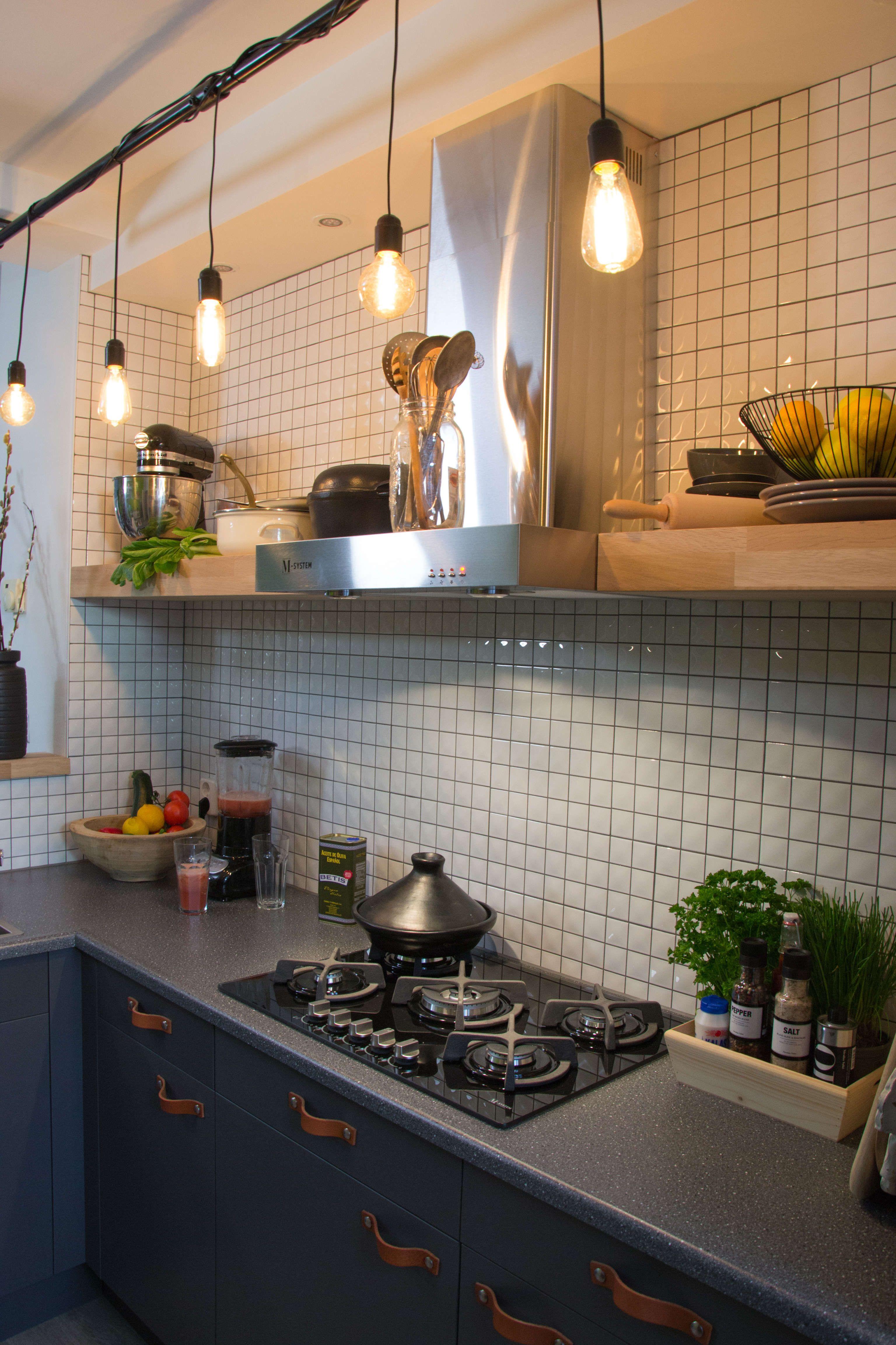 Lamp voor de keuken: lampen.