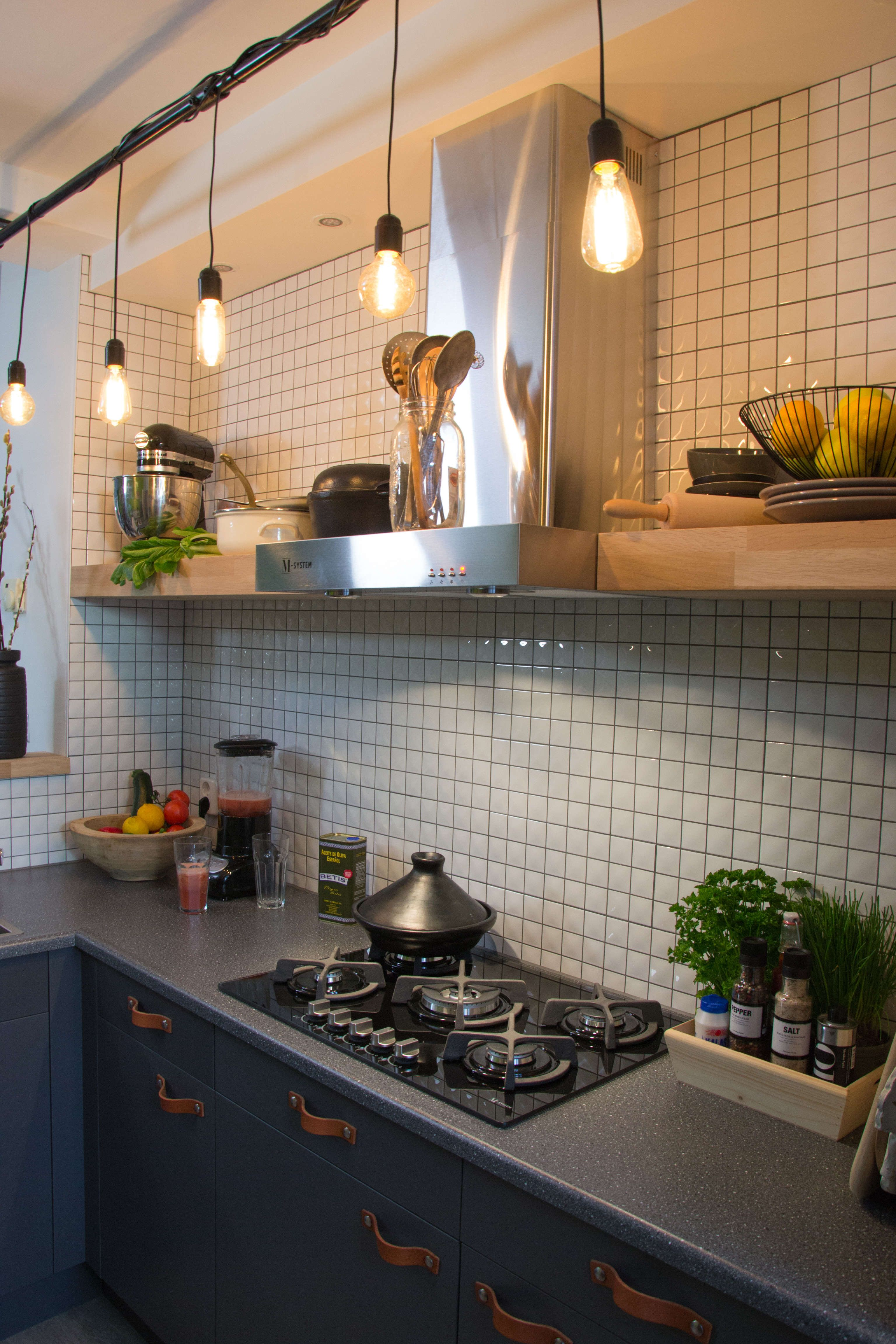 Lampen Keuken : Lampen boven de keuken via eigen huis tuin