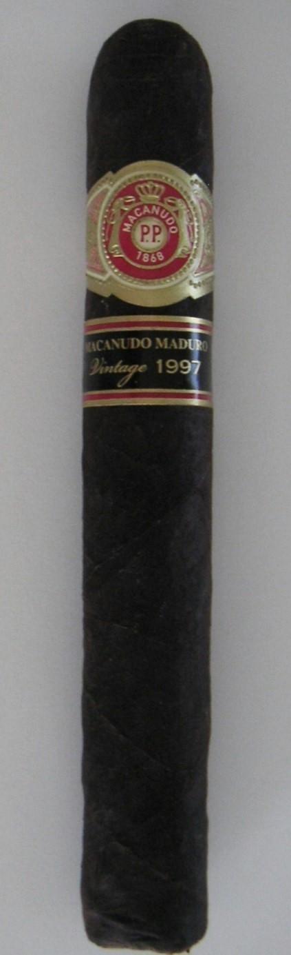 Macanudo 1997 Vintage Maduro Cigar
