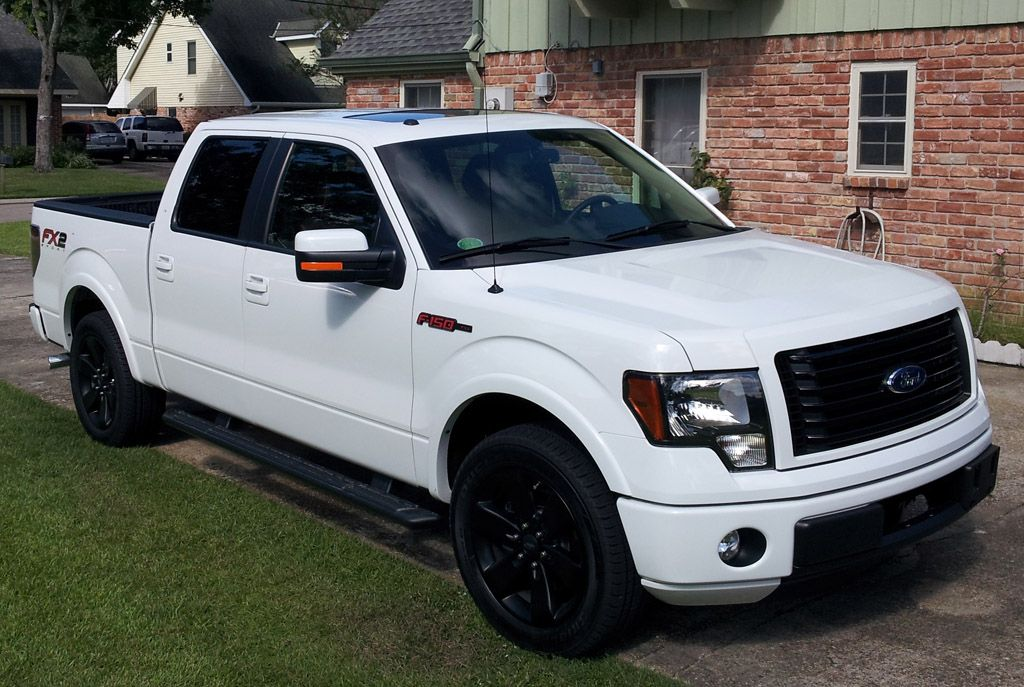 2012 fx2 | Something Bout A Truck | Pinterest