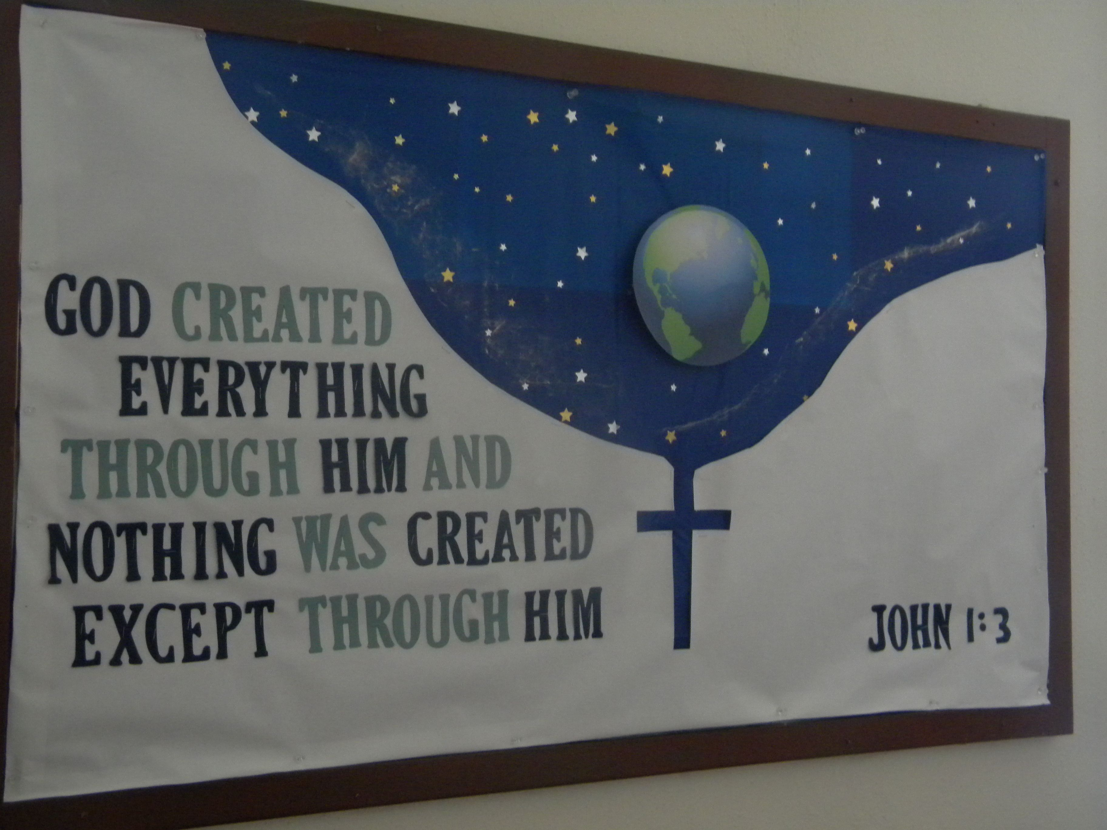 ... | Church bulletin boards, Bulletin boards and Easter bulletin boards
