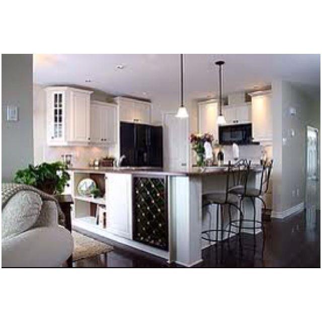 White Kitchen With Black Appliances Grapevine House Pinterest