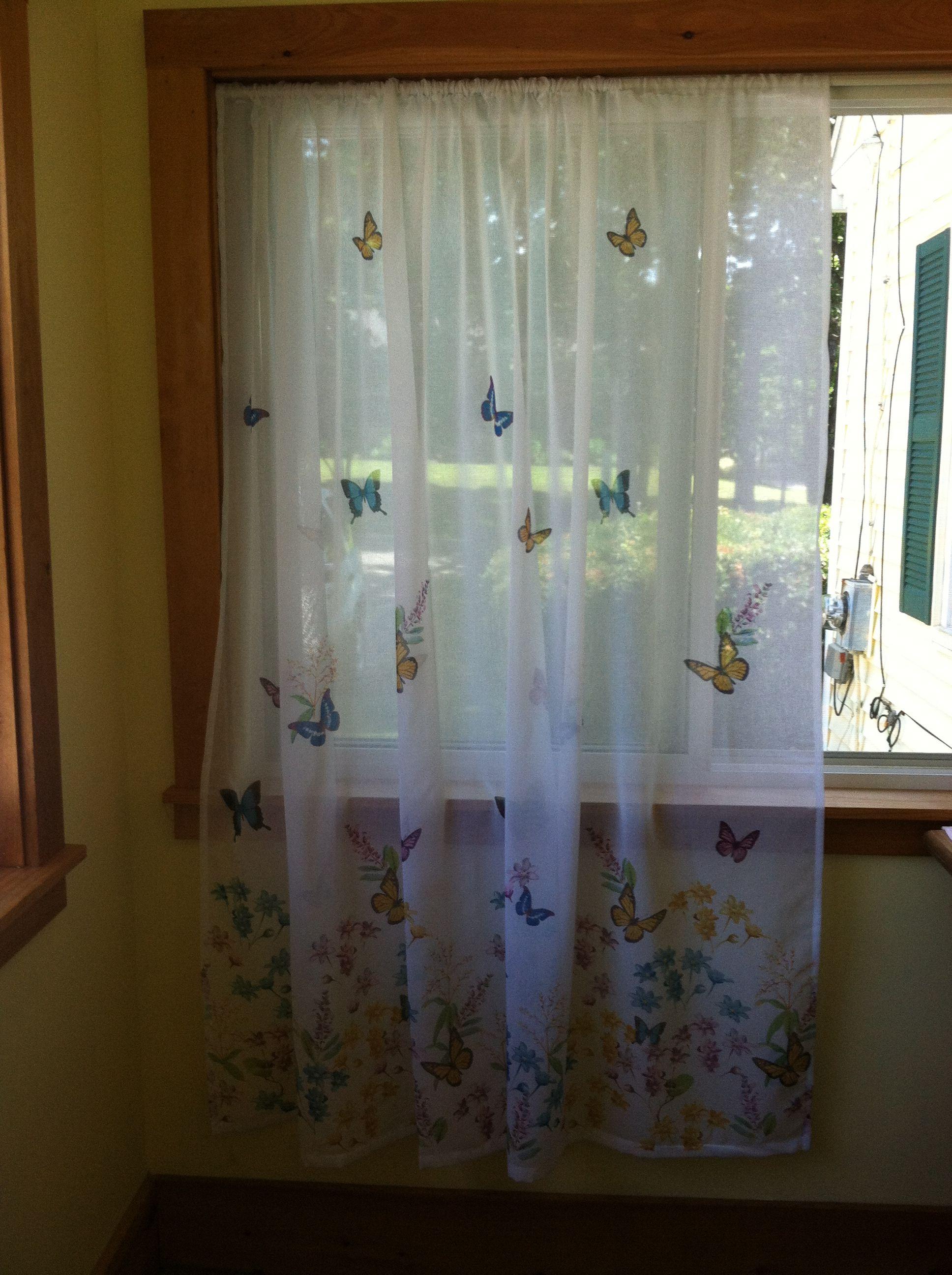 pretty butterfly shower curtain butterfly shower