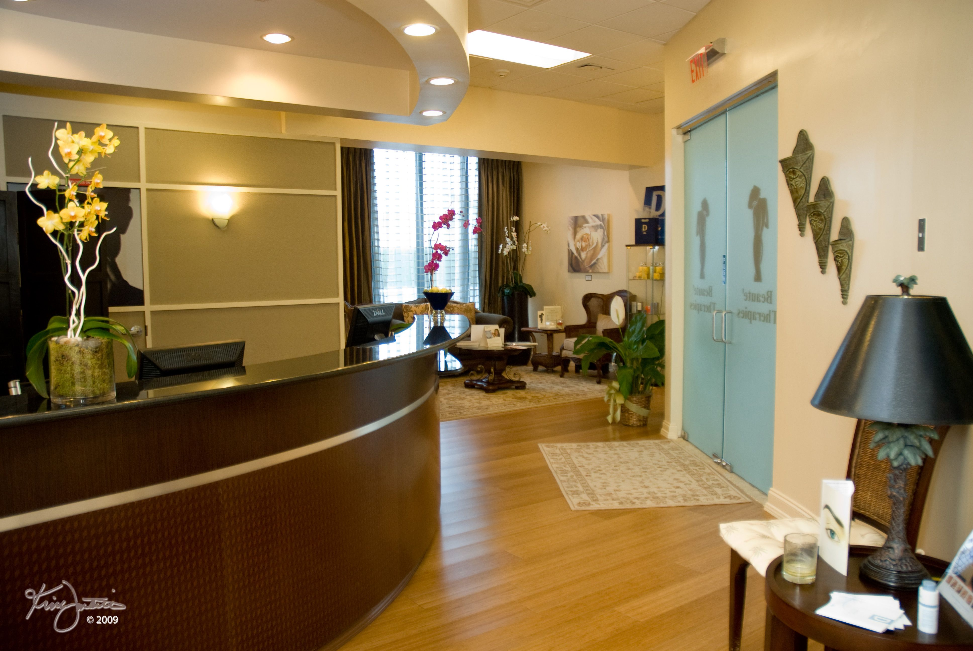Doctors office interior commercial photography pinterest for Interior design doctor s office
