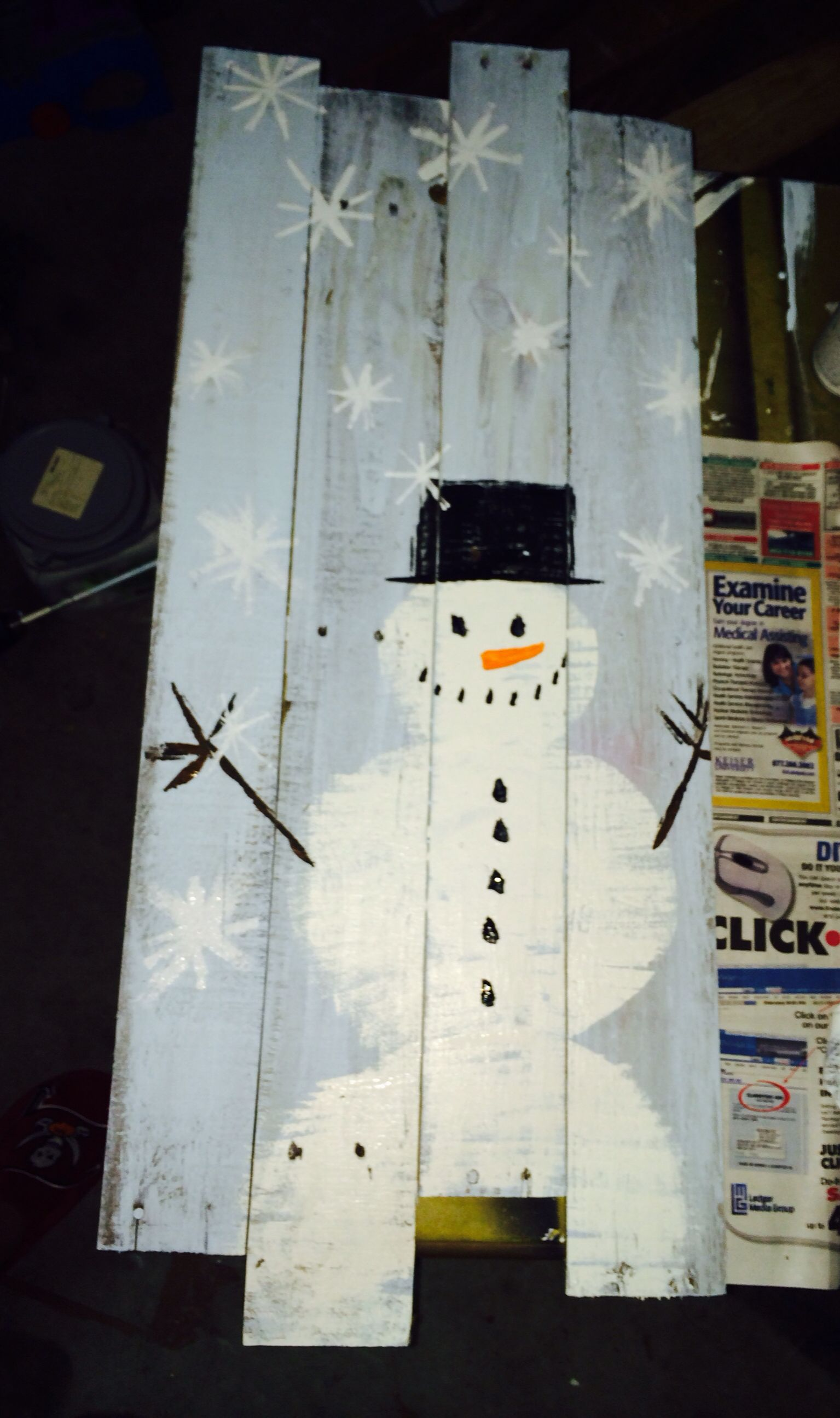 pallet wood christmas craft christmas pinterest