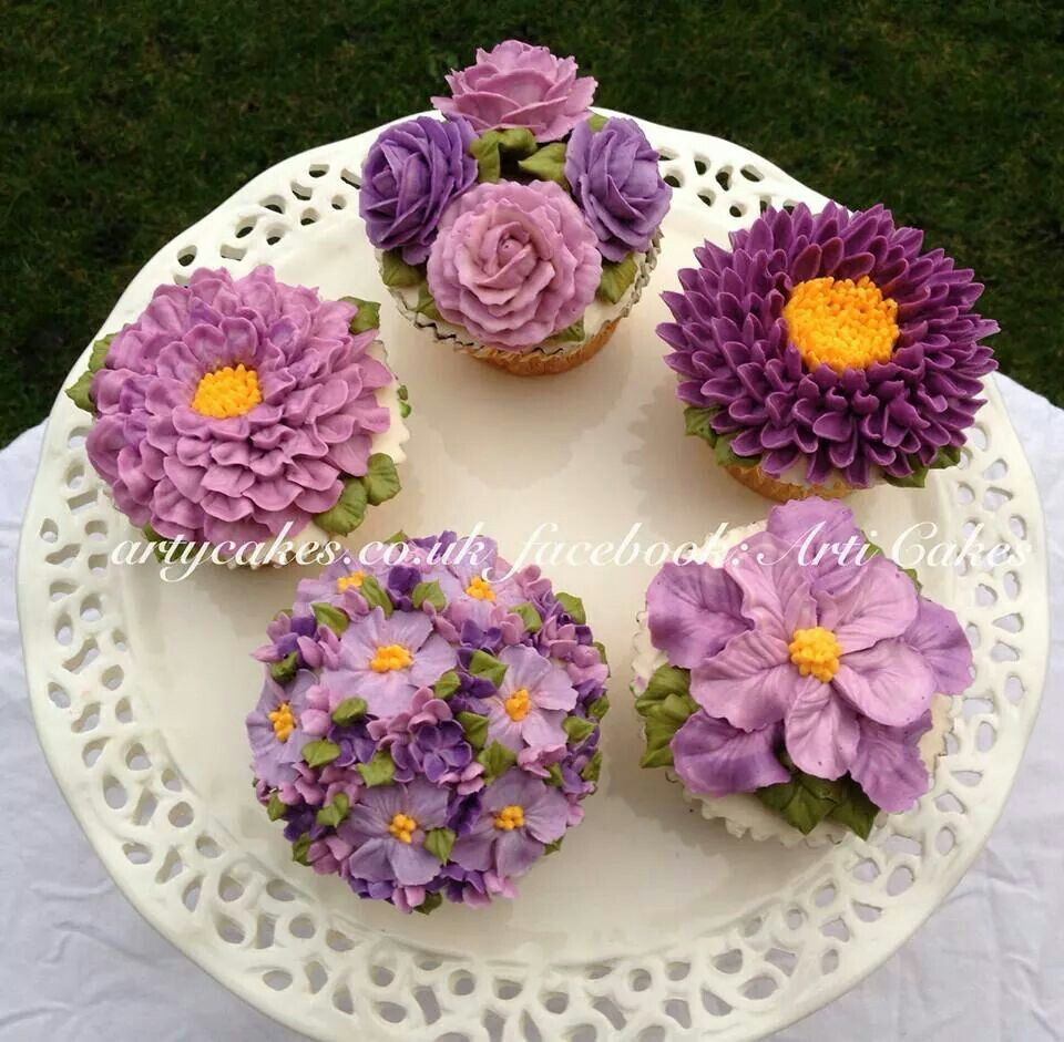 Cake Decorating Ideas Fresh Flowers : Flowers Cake Decorating Pinterest