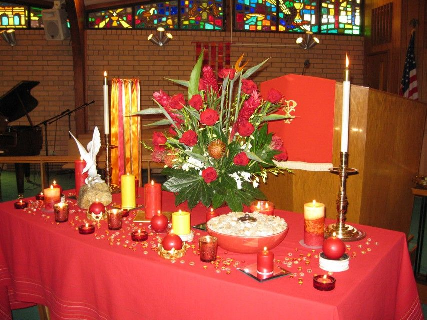 methodist pentecost prayers