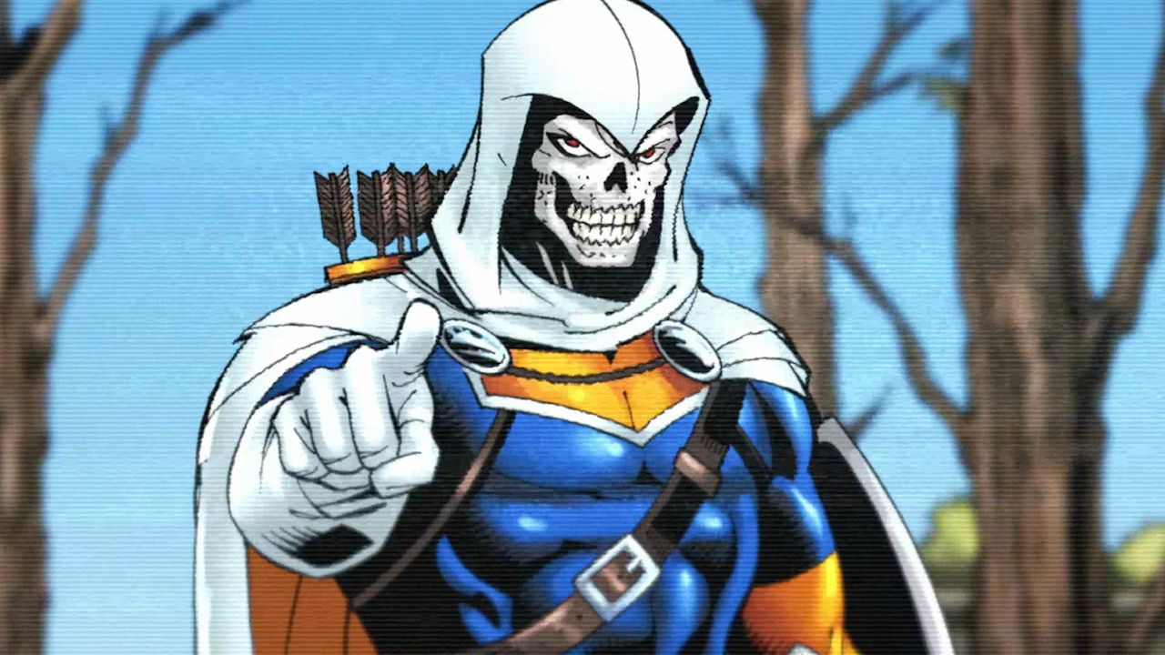 Taskmaster - From Marvel comics | Taskmaster Art | Pinterest