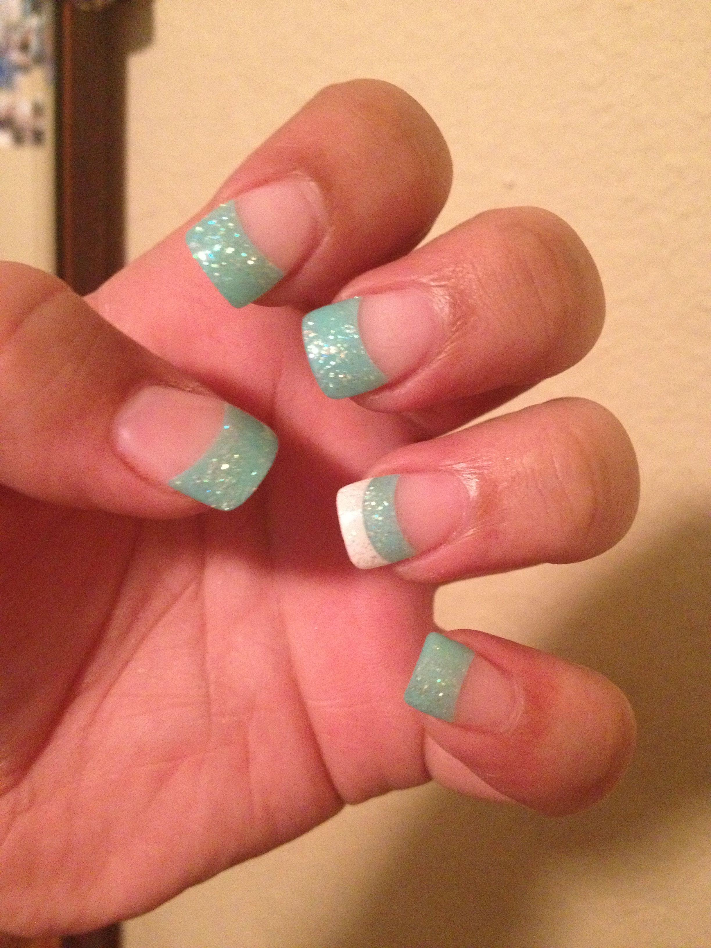 15 teal nail designs