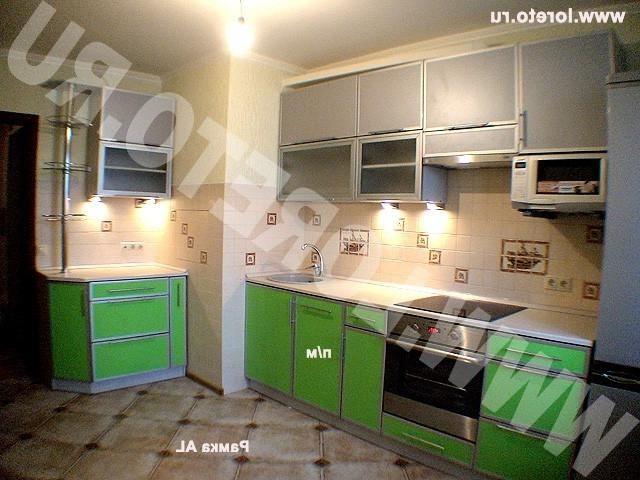 Кухня 11 кв м дизайн короб в углу