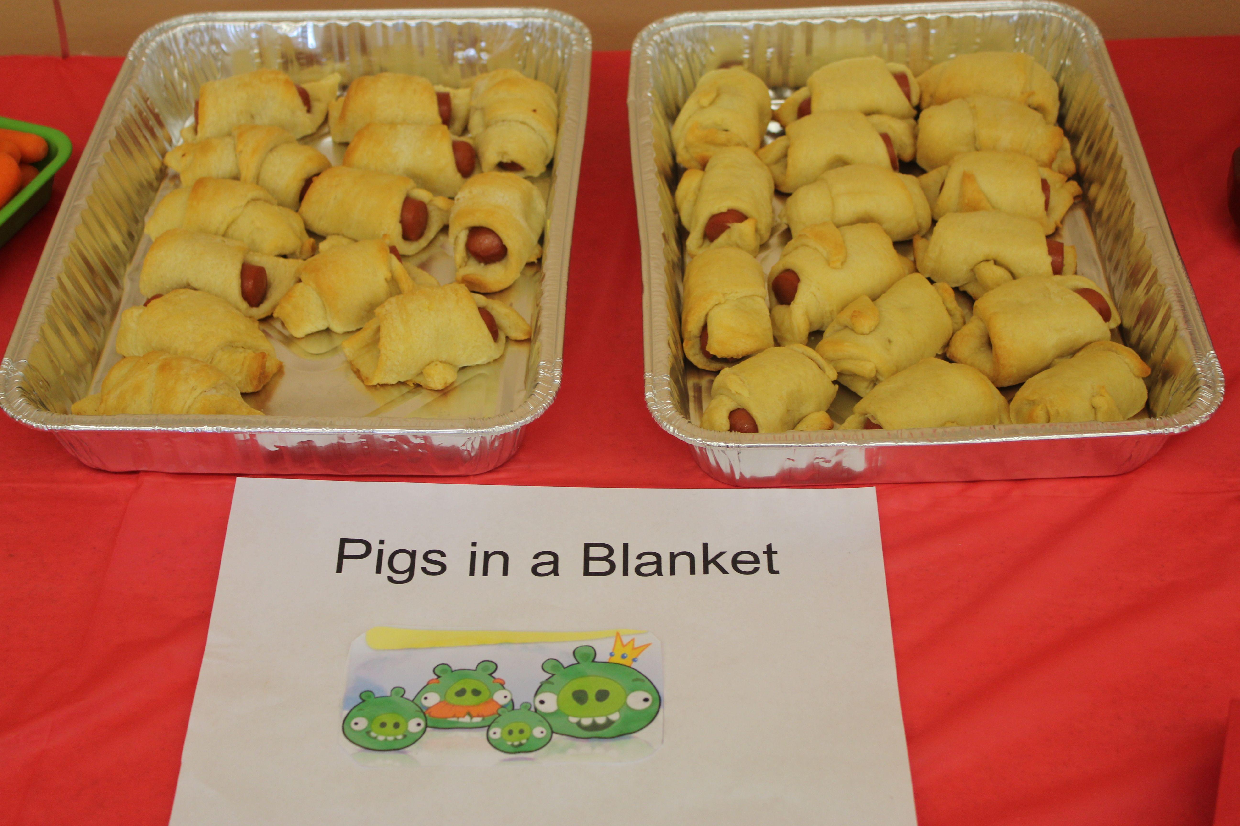 Pigs in a blanket | Birthdays | Pinterest