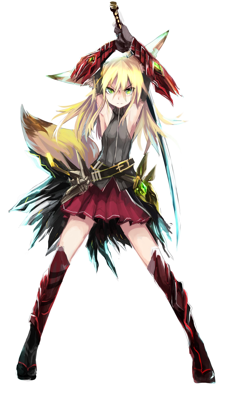 ShareFox Girl Warrior