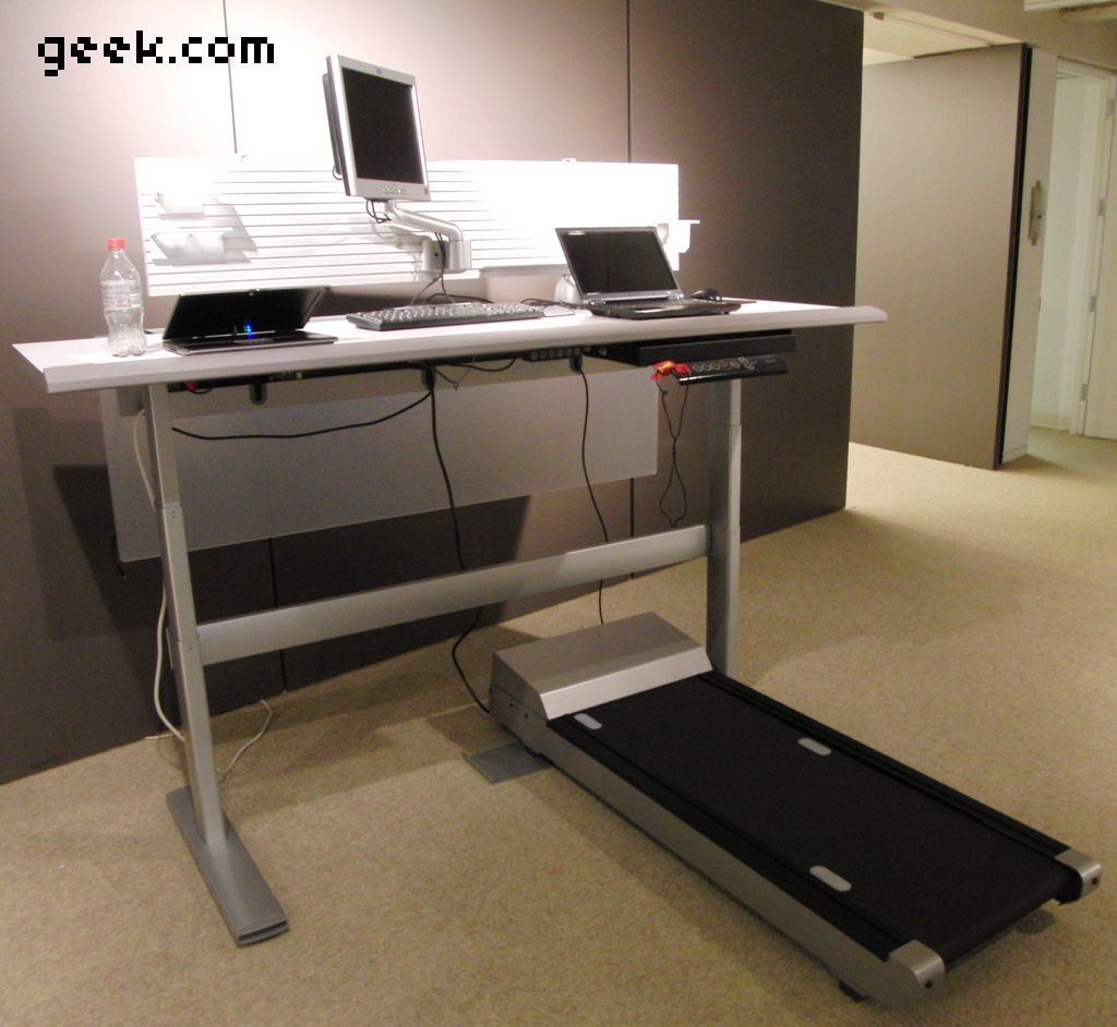 Treadmill Steelcase Treadmill Desk