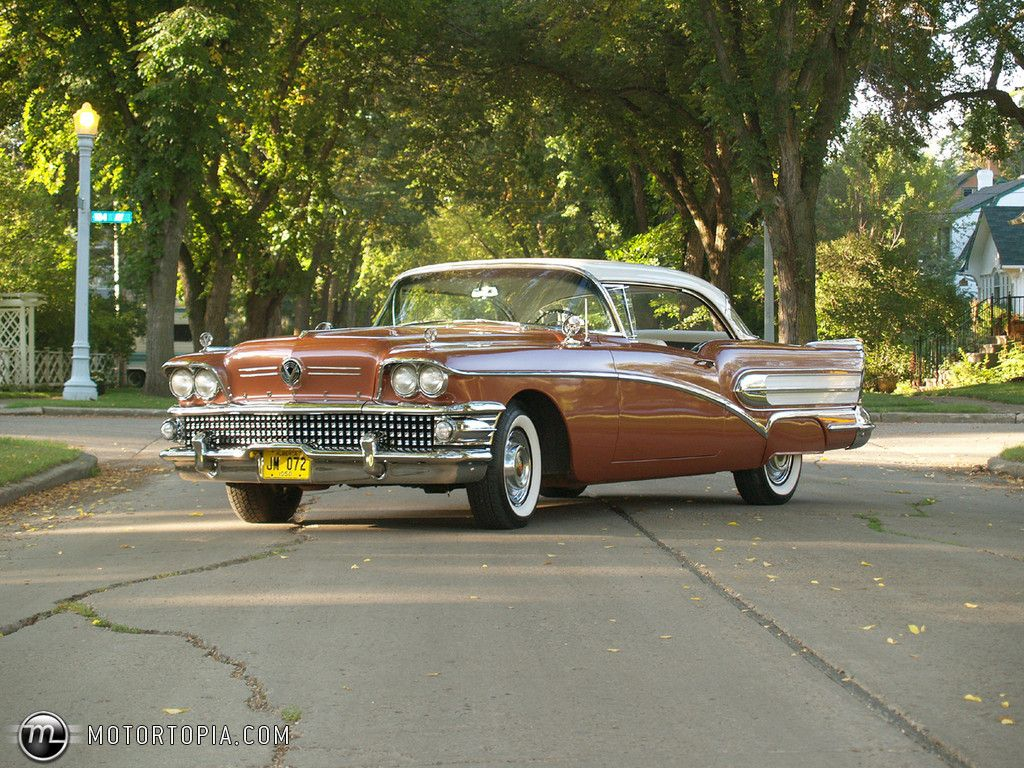 1958 Buick Special Gm Cars Pinterest