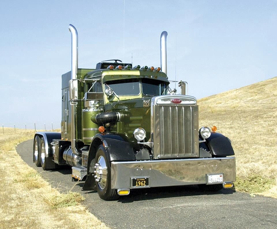 Freightliner Classic For Sale By Owner >> Antique Peterbilt Trucks For Sale | Autos Post