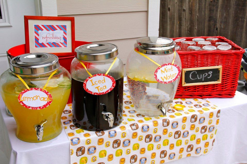 summer baby shower birthday and party ideas pinterest