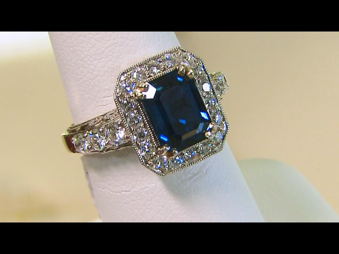 victorian sapphire engagement ring pretty lil things. Black Bedroom Furniture Sets. Home Design Ideas