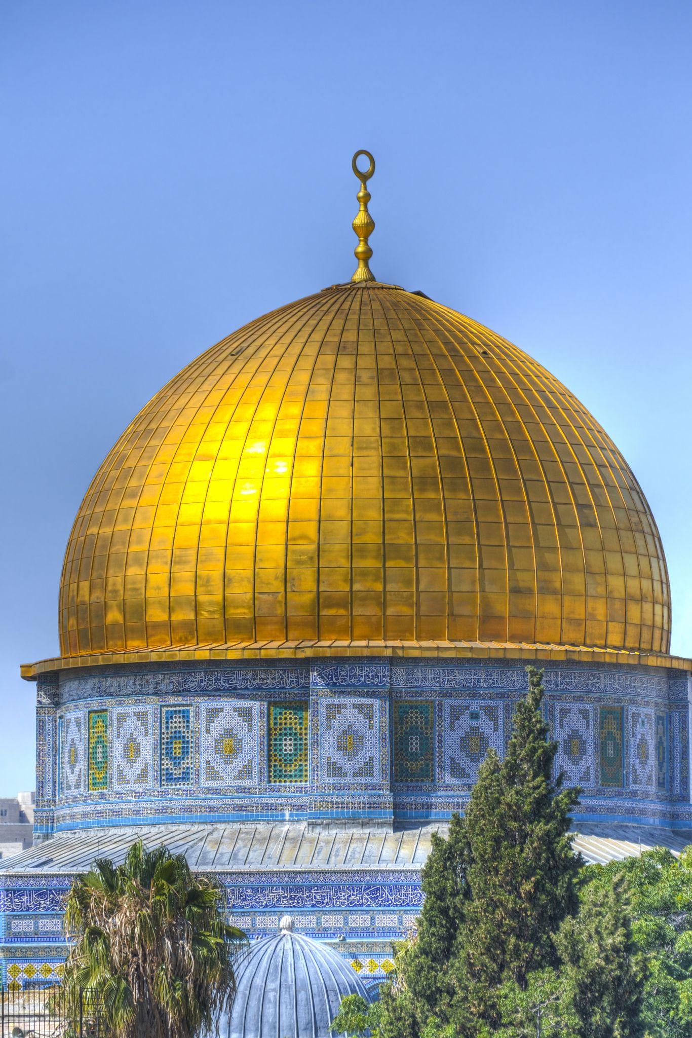 Dome of the Rock - Wikipedia Dome of the rock in jerusalem pictures