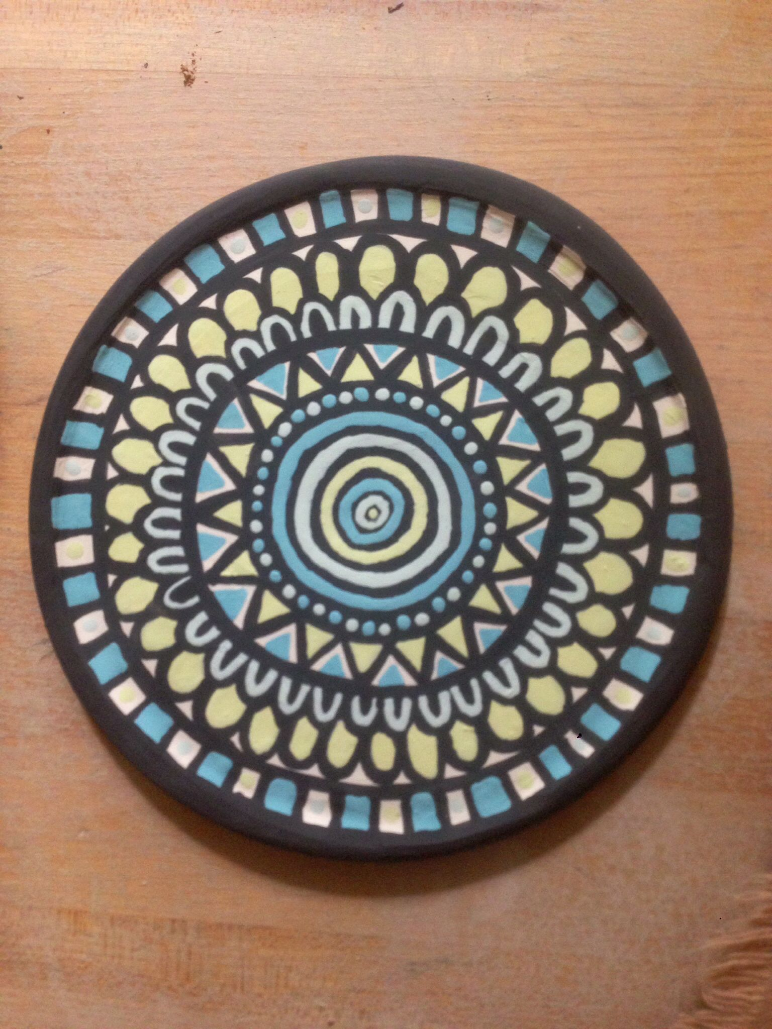 Ceramic plate design by Annie Dycus Yes  Pinterest & plate design by Annie Dycus Yes : Pinterest
