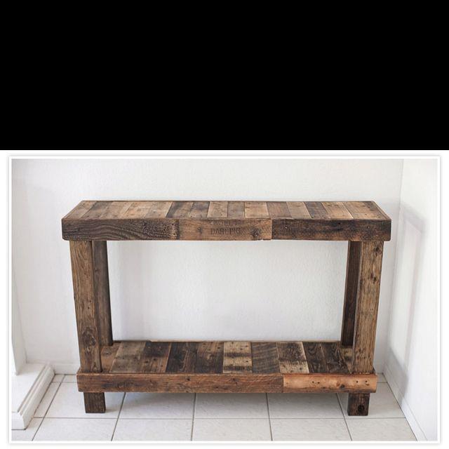 Pallet wood Sweat things to make