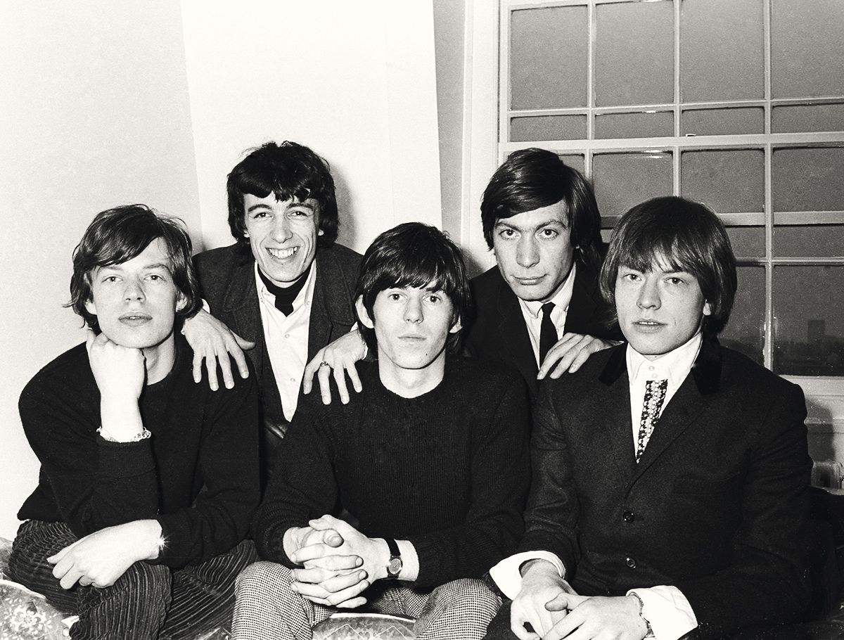 The Rolling Stones | Music 1960's | Pinterest Rolling Stones