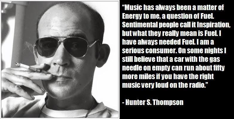 S thompson quotes
