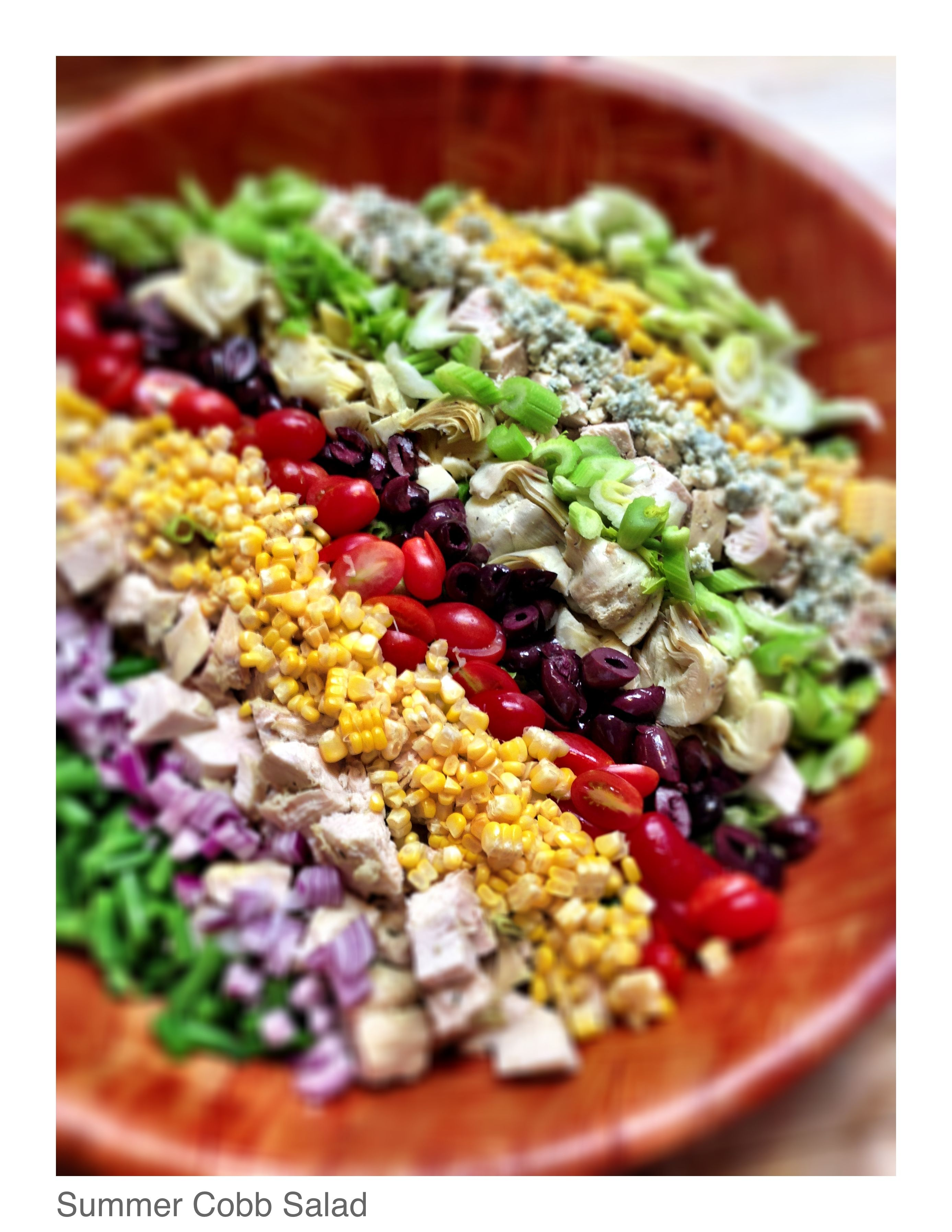 Cobb salad | Just Amazing Salads | Pinterest