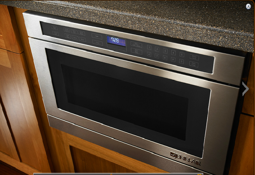 Countertop Microwave Dimensions : Microwave Oven: Microwave Oven 24 X 13